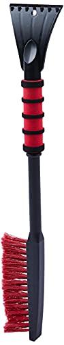 NIGRIN 6190 Eiskratzer Auto mit Schneebesen, ergonomischer rutschfester Softgriff, aus hochstabilem ABS,...