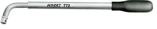 Hazet 772 Radmuttern-Schlüssel, ausziehbar von 303-535 mm, 12,5 mm (1/2 Zoll)