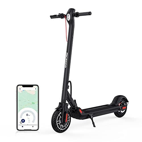 E-Scooter mit Straßenzulassung-Electric Scooter ErwachseneFaltbarer, 350W Motor, 3 Geschwindigkeiten,...
