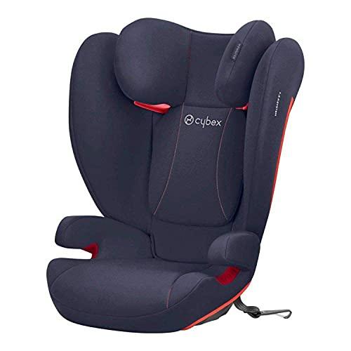 CYBEX Silver Kinder-Autositz Solution B-Fix, Für Autos mit und ohne ISOFIX, Gruppe 2/3 (15-36 kg), Ab...