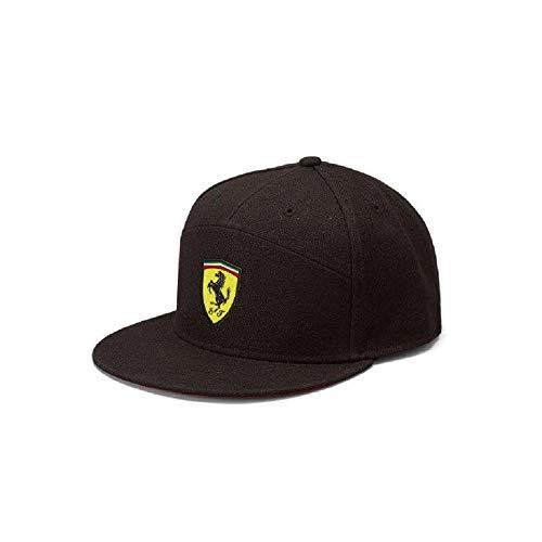 Scuderia Ferrari F1 Mütze mit Flacher Krempe