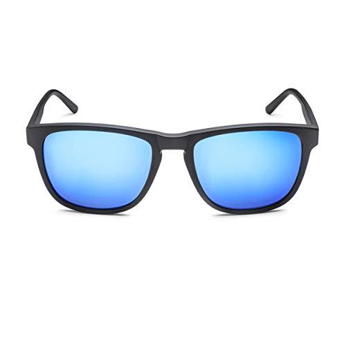 Audi Sonnenbrille, blau/schwarz