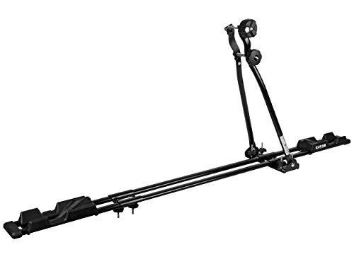EUFAB 12014 Fahrradträgeraufsatz Super Bike für stehende Montage