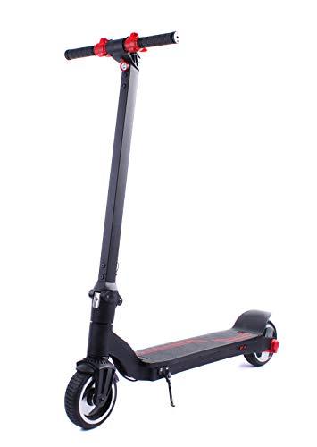 Dr. Ferrari GmbH E-Scooter Speed 23 km/h, 25 Kilometer Reichweite nur 11,6 kg leistungstarker Elektro...