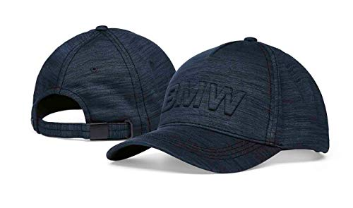 Original BMW Cap in Dunkelblau Melange