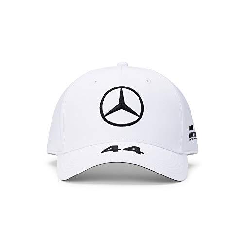 Official Formula one - Mercedes-AMG Petronas Motorsport 2020 - Lewis Hamilton Kinderkappe - Weiß