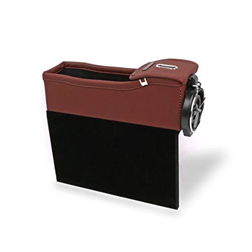 Autositz Crevice Aufbewahrungsbox Tasse Getränkehalter Veranstalter Auto Gap Tasche Aufräumen Für...