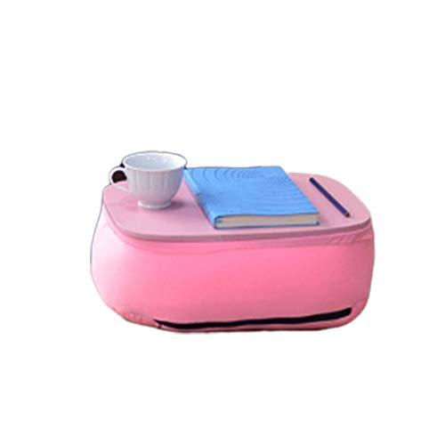 PBTRM Laptop-Kissen Laptop-Tablett mit Kissen, als Bücherstand/Schlafkissen Lap Desk für bettfressende...
