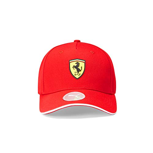 PUMA Ferrari - Offizielle Formel 1 Merchandise 2021 Kollektion - Damen und Herren - Classic Cap - Cap -...