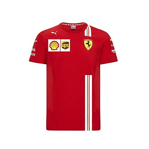 Scuderia Ferrari Official Formula one 2020 Puma - Team T-Shirt - M