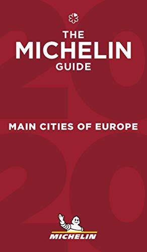 Michelin Main Cities of Europe 2020: Hotels & Restaurants (MICHELIN Hotelführer)