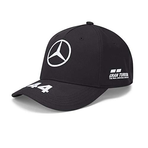Mercedes-AMG Petronas Official Formula one Motorsport 2020 - Lewis Hamilton Kinderkappe - Schwarz