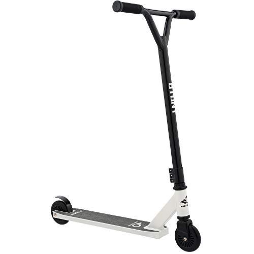 Mad Wheels Stunt, 100 mm Räder Kickscooter, Lenksport Roller 360 für Tricks Scooter ab 9 Jahren,...