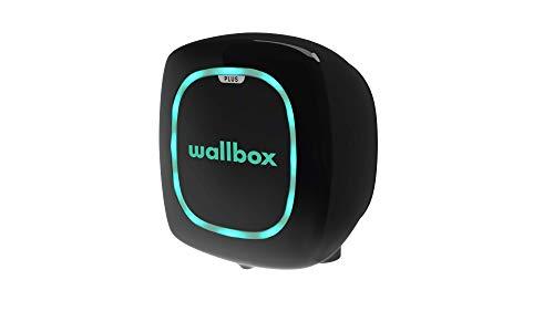 Wallbox Pulsar Plus schwarz 11kW, Type 2, 7m Kabel OCPP