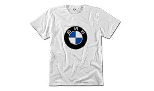 BMW Original T-Shirts Logo T-Shirt Klassiker