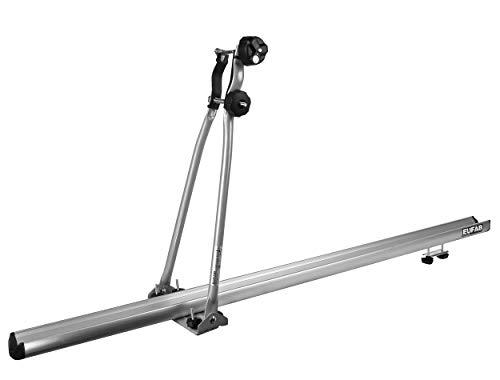 EUFAB 12015 Fahrradträgeraufsatz'ALU STAR' für stehende Montage