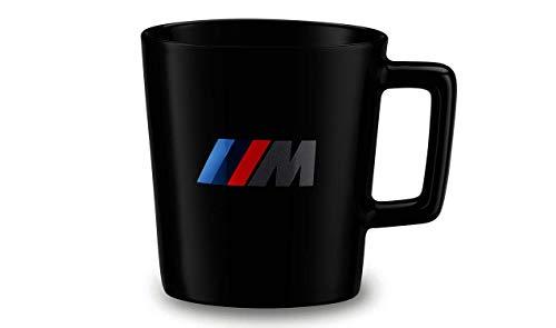 BMW M Logo Tasse NEU Schwarz Becher Kaffeebecher Porzellan M Perfomance