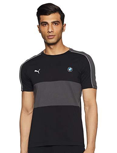 PUMA BMW M Motorsport T7 Herren T-Shirt Puma Black XL
