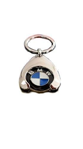 BMW Original Schlüsselanhänger Einkaufs Chip Einkaufswagen Einkaufschip 80272446749 1er 2er 3er 4er 5er...
