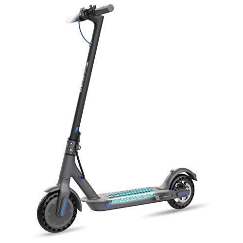 Elektro Scooter Faltbar City Roller Elektroroller 7,5 Ah Langlebig Akku, 350W bis 25 Km/h mit App...