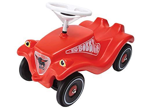 Big Spielwarenfabrik Bobby Car Classic Kinderfahrzeug für Jungen und Mädchen, klassisches...