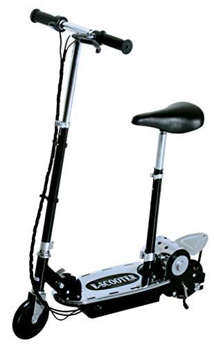 E-Scooter EK-7' Elektroroller Elektro Scooter E-Roller Roller E Tretroller Klapproller Kickroller für...