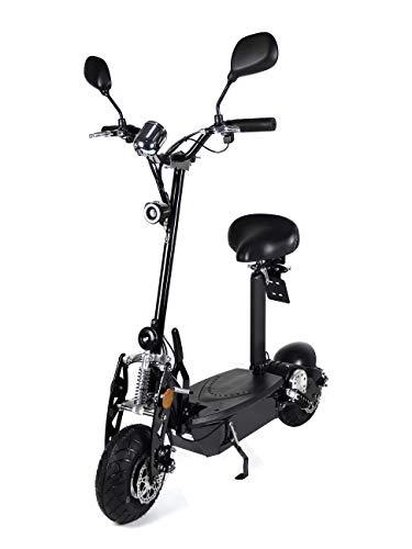 "E-Mofa ""Buzzard"" mit Straßenzulassung, 1000 Watt, 30 km Reichweite, 40 km/h, E-Scooter, E-Roller,..."