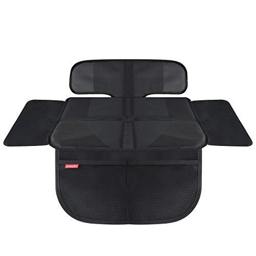 HerzensKind Premium Kindersitzunterlage, der beste Schutz für Ihre Autositze, universeller...