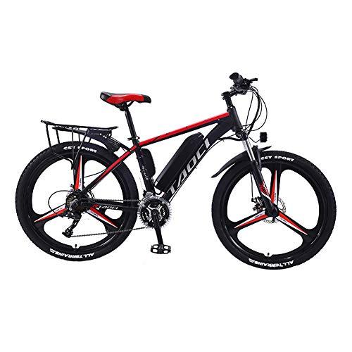 Hyuhome, Elektro-Fahrräder für Erwachsene, aus Magnesiumlegierung, 26 Zoll, 36 V, 350 W, 13 Ah,...