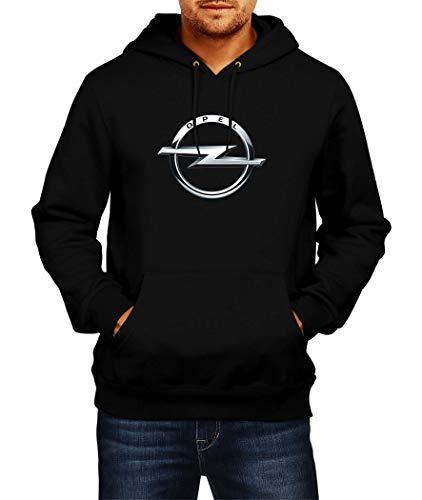 Sweatshirt OPEL Logo Hoodie Herren