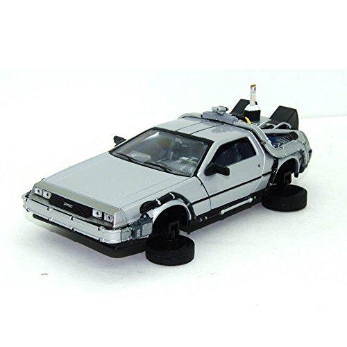 Modellauto: 1981er DeLorean 'Zurück in die Zukunft' im Maßstab 1:24
