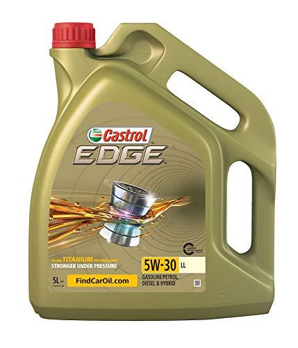 Castrol 15669E EDGE LL 5W-30 LL Motorenöl 5L