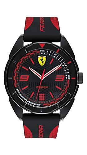 Scuderia Ferrari Unisex Analog Quarz