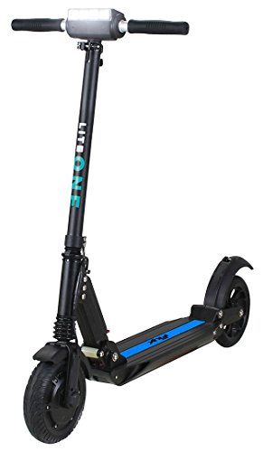 eFlux Lite One Elektroroller Scooter - 500 Watt Motor - Bis 30 km/h - 30 Km Reichweite - Nur 10,8 Kg...