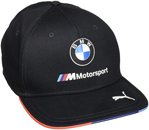 PUMA BMW Motorsport Replica Team Cap Anthracite Adult