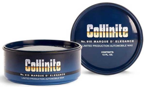 Collinite Marque D'Elegance Carnauba Paste Wax #915 by Collinite