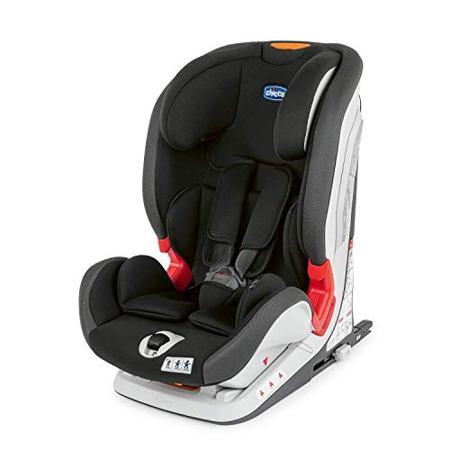 Chicco YOUniverse Fix Auto Kindersitz 9-36 kg mit ISOFIX, Gruppe 1 / 2 / 3 für Kinder im Alter von 1 bis...