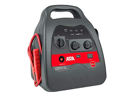 APA 16644 Power Pack Bully SMART mit Starthilfe 1000 A