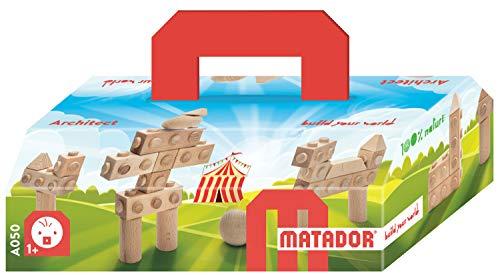 MATADOR Architect A 050, Packungsinhalt 22 Teile