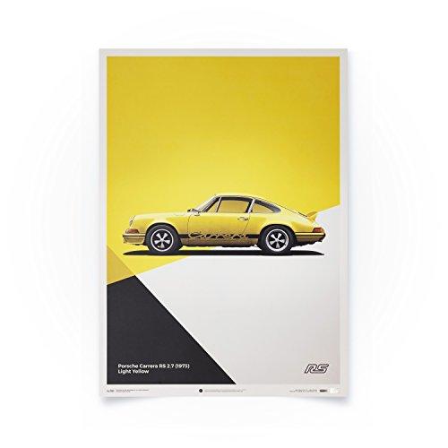 Porsche 911 RS - Gelb