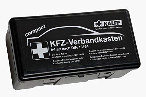 KALFF KFZ-Verbandkasten Compact DIN 13164