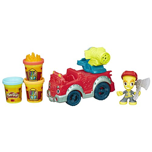 Hasbro Play-Doh – Fire Truck