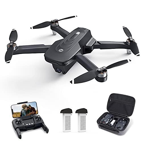 Holy Stone HS175D Faltbar GPS Drohne mit 4K Kamera FHD,RC Quadrocopter mit 46 Min. Lange Flugzeit,...