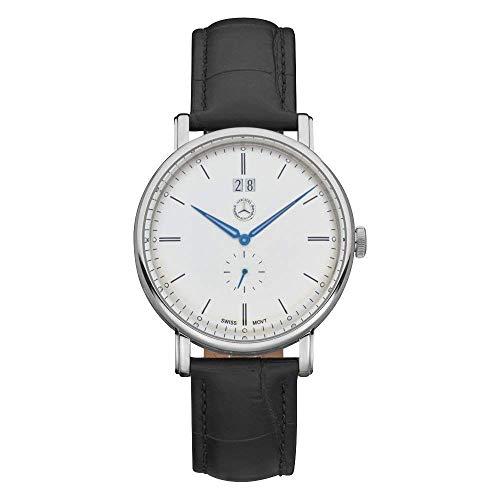 Mercedes-Benz Original Herren Armbanduhr Classic Steel Swiss Made