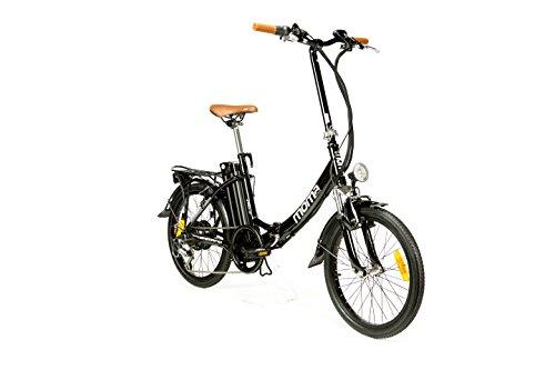 Elektrische faltbar Fahrrad VAE zu promenieren, E-20.2 Moma Bikes, Aluminium, Shimano 7V, Ion Lithium 36V...