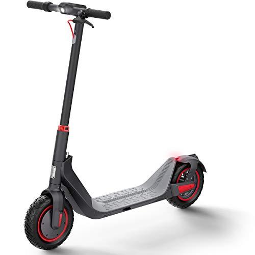 Elektro Scooter 500W Motor Elektroroller Erwachsene, Maximale Geschwindigkeit 35km/h, 35km Laufleistung,...
