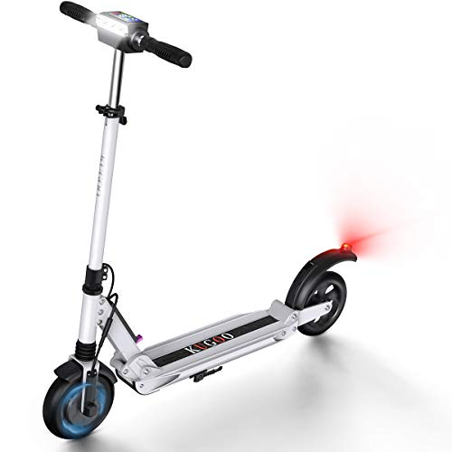 urbetter Elektroscooter Erwachsene 30km Elektro Roller 350W Elektroroller 30kmh E Roller mit LCD-Display...