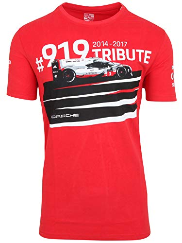 Porsche T-Shirt 919 Tribute