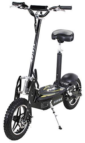 E-Scooter Roller Original E-Flux Vision mit 1000 Watt 36 V Motor Elektroroller E-Roller E-Scooter in...