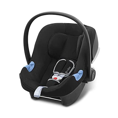 CYBEX Silver Babyschale Aton B i-Size, Inkl. Neugeboreneneinlage, Ab Geburt bis ca. 24 Monate, 45 bis 87...